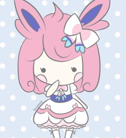 Chibi Lolita Sylveon Sticker