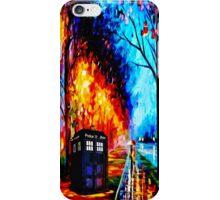 Tardis Style iPhone Case/Skin