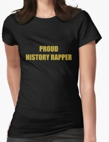 Hamilton Pride (Legacy) Womens Fitted T-Shirt