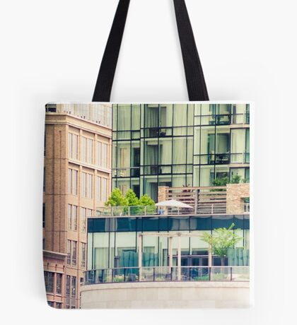 Buildings. Tote Bag