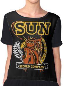 Sun Record Company Chiffon Top