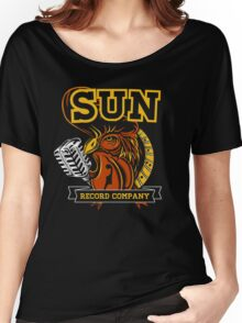 Sun Record Company Women's Relaxed Fit T-Shirt