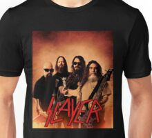 Kar05 SLAYER With ANTHRAX & Death Angel Tour 2016 Unisex T-Shirt