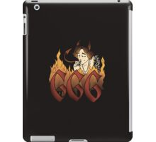 Ville Valo: 666 iPad Case/Skin