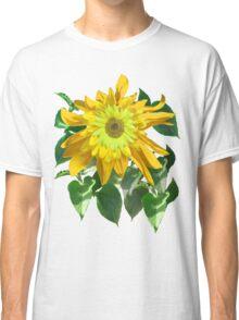 Exuberant Sunflowers -  Classic T-Shirt