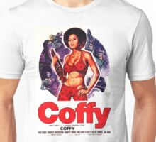 Coffy Alt. (Purple) Unisex T-Shirt