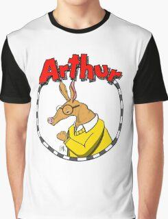 Arthur Aardvark Graphic T-Shirt