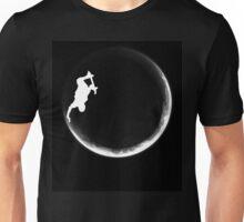 Skate the Moon Unisex T-Shirt