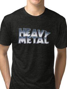 Heavy Metal Tri-blend T-Shirt
