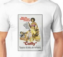 Coffy (Brown) Unisex T-Shirt