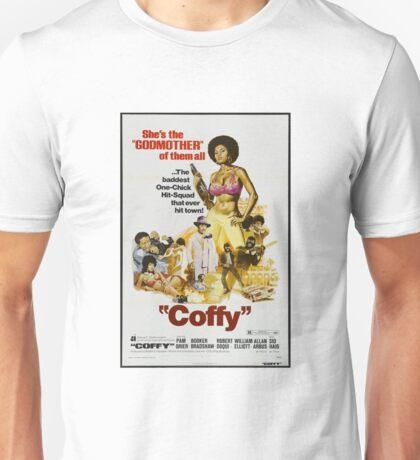Coffy (Brown) Unisex T-Shirt