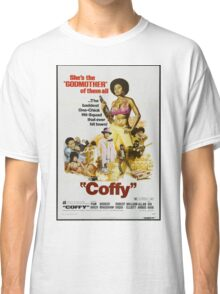 Coffy (Red) Classic T-Shirt