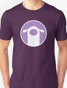 Grape Teacup Alpaca Unisex T-Shirt