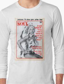 Soul Cover Oct '76 Long Sleeve T-Shirt