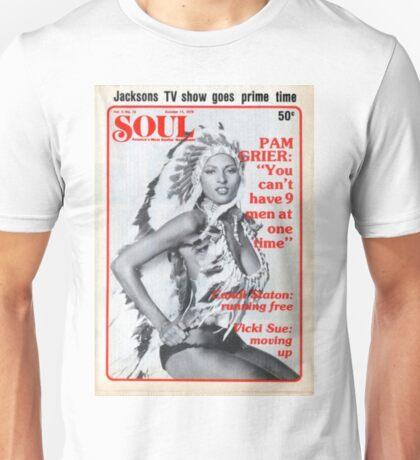 Soul Cover Oct '76 Unisex T-Shirt