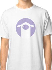 Violet Teacup Alpaca Classic T-Shirt