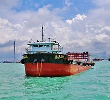 Chinese Ship by Fike2308