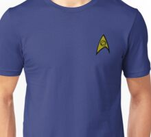 Starfleet Science Officer Unisex T-Shirt