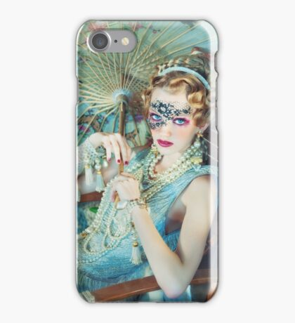 indochine V iPhone Case/Skin