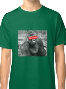 Harambe x Box Logo Classic T-Shirt