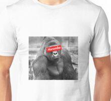 Harambe x Box Logo Unisex T-Shirt