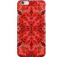 Geometrical Roses iPhone Case/Skin