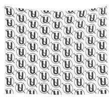 Screw U (Ghostbusters - Holtzmann necklace) Wall Tapestry