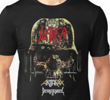 Kar01 SLAYER With ANTHRAX & Death Angel Tour 2016 Unisex T-Shirt