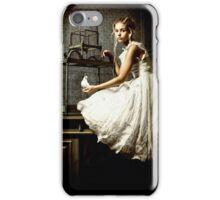WHITE DOVE iPhone Case/Skin