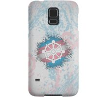 Transgender Pride Wheel of Dharma Samsung Galaxy Case/Skin
