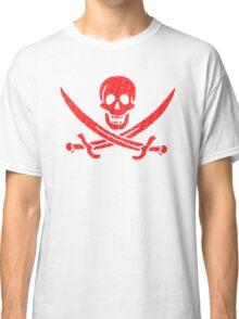 Pirate x Japanese Box Logo Classic T-Shirt