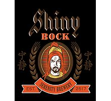 shiny bock beer Photographic Print