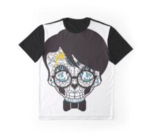 Potter Sugar Skull Graphic T-Shirt