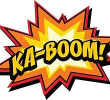 KaBOOM! by Mert Ulus