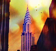 Summer in Manhattan by Studio23