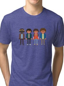 Boys of Stranger Things Tri-blend T-Shirt