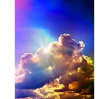 Clouds in Heaven Photographic Print