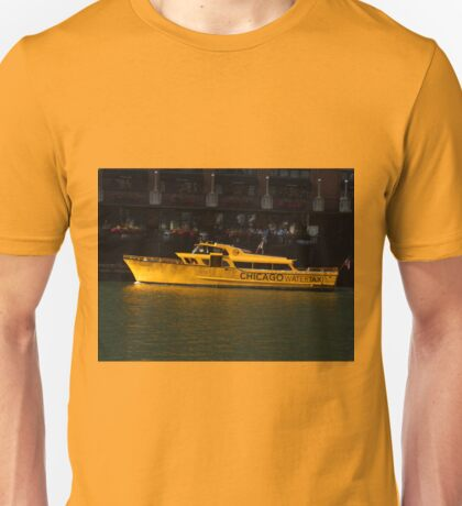 Chicago Water Taxi Unisex T-Shirt