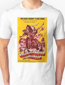 Werewolves on Wheels Unisex T-Shirt