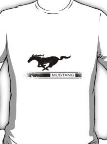 Mustang Design T-Shirt