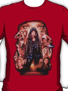 Orphan Black Comic Book T-Shirt