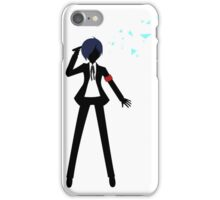 Persona 3 Main Character Design iPhone Case/Skin