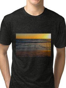 Golden Indulgence Tri-blend T-Shirt