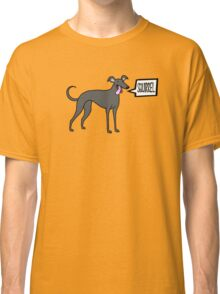 I SAW A SQUIRREL! (T-shirts, stickers, etc.) Classic T-Shirt