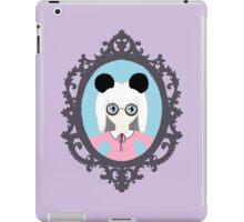 Kawaii Panda Cosplay Girl iPad Case/Skin