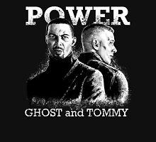 Power TV - Ghost and Tommy Unisex T-Shirt