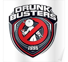 Drunk Buster  Poster
