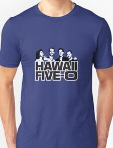 Hawaii Five-O: Time Out Unisex T-Shirt