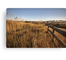 Country Room- Donny Brook Country Victoria Canvas Print