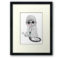 Child's War Framed Print